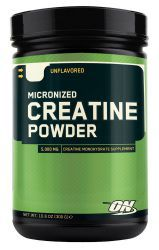 Optimum Nutrition Micronized Creatine powder (300 г)