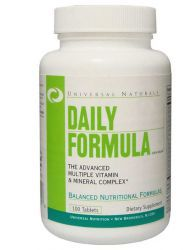 Universal Naturals Daily Formula (100 таб)